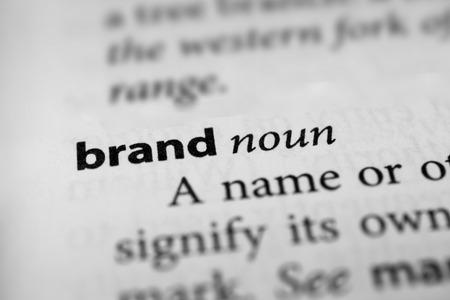 discredit: Brand