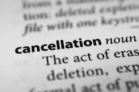 counteract: Cancellation