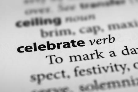 celebrate: Celebrate
