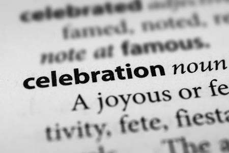 observance: Celebration