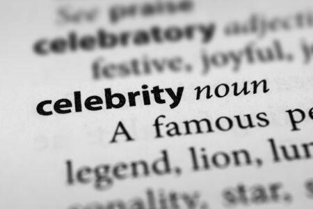 prominence: Celebrity
