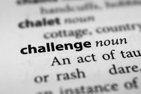 summons: Challenge