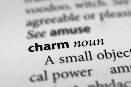 mojo: Charm