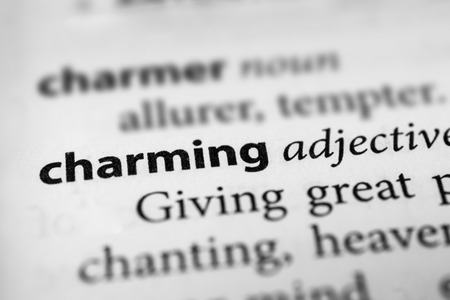 agreeable: Charming