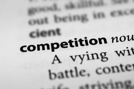 competitividad: Competencia