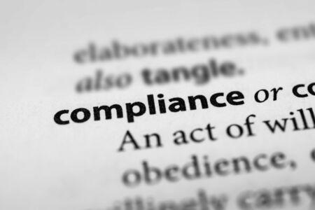 assent: Compliance