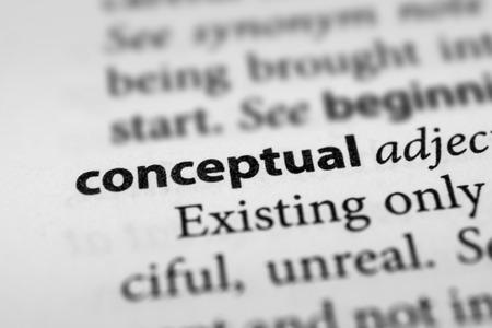 conceptual: Conceptual
