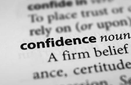 aplomb: Confidence