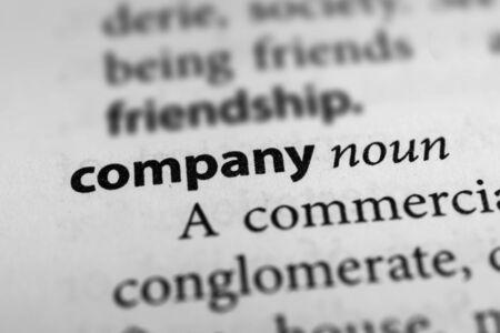 company: Company