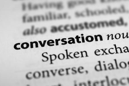 대화 스톡 콘텐츠