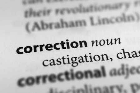 calibrate: Correction