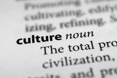 culture: Culture
