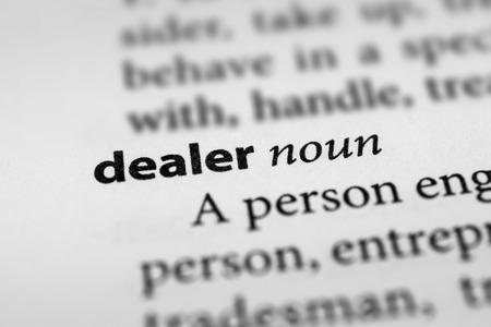 merchandiser: Dealer