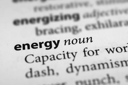 에너지 스톡 콘텐츠