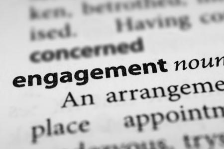 clash: Engagement Stock Photo