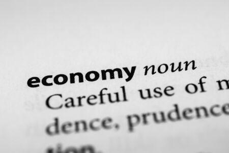 economizing: Economy