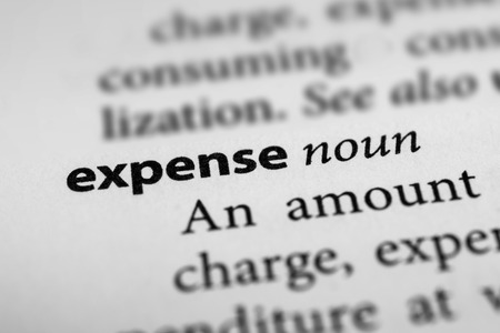 levy: Expense