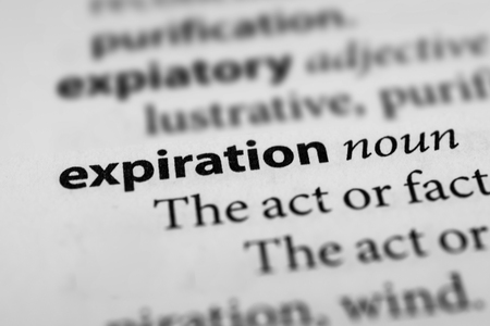 expiration: Expiration