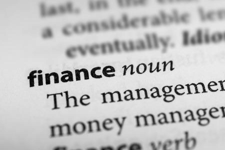 endow: Finance