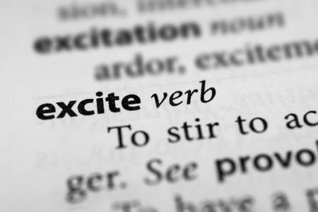 provoke: Excite