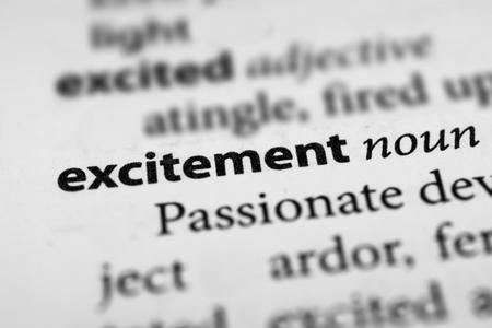exhilaration: Excitement