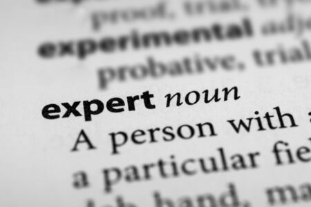 proficient: Expert