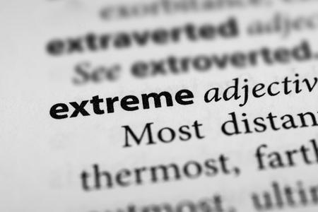 furthest: Extreme