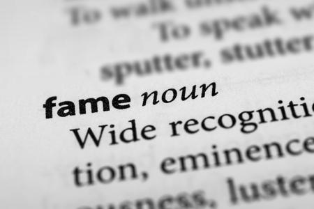 eminence: Fame