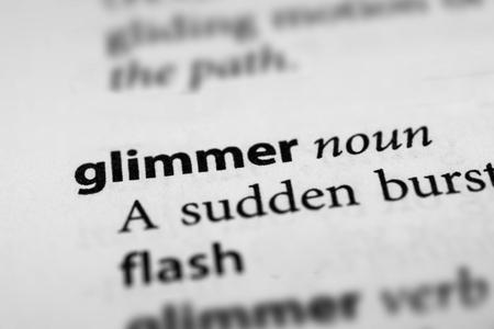 glimmer: Glimmer