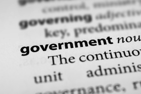 Government Zdjęcie Seryjne - 49458743