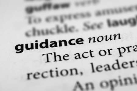 superintendence: Guidance