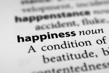 blissfulness: Happiness Stock Photo