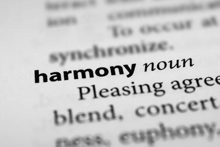congruity: Harmony