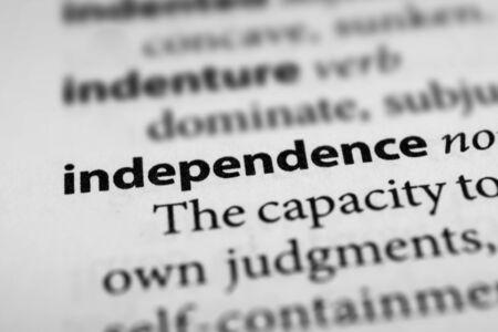 autonomia: Independencia