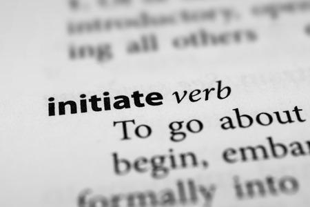 indoctrinate: Initiate
