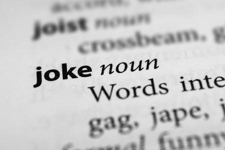 joke: Joke