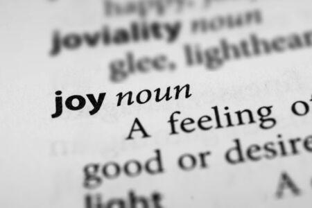 vivre: Joy