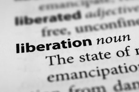 freeing: Liberation