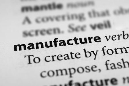 concoct: Manufacture