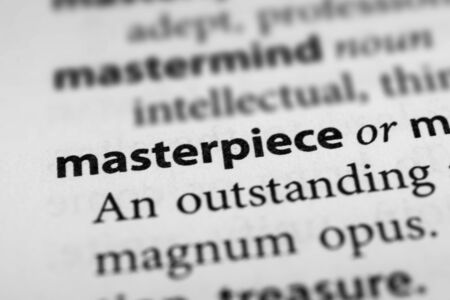 Masterpiece Stock Photo
