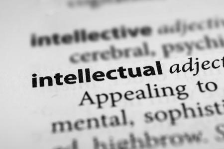 bookish: Intellectual