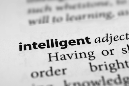 knowledgeable: Intelligent