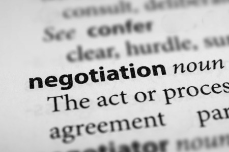 conclusion: Negotiation