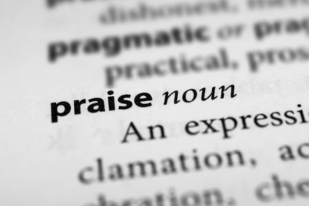 exalt: Praise