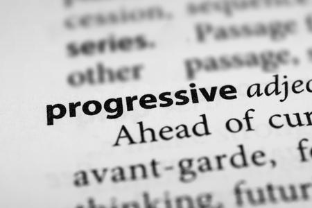 progressive: Progressive