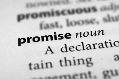Promise Stock Photo - 49459094