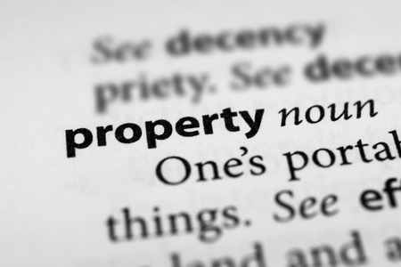 the property: Property