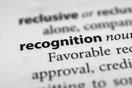 validation: Recognition