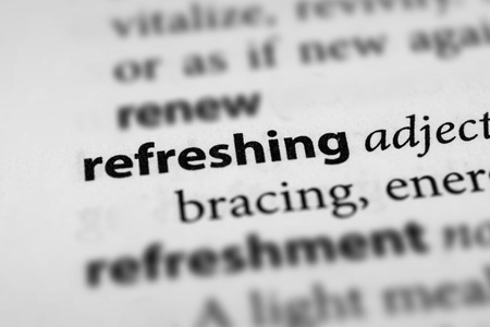 refreshing: Refreshing