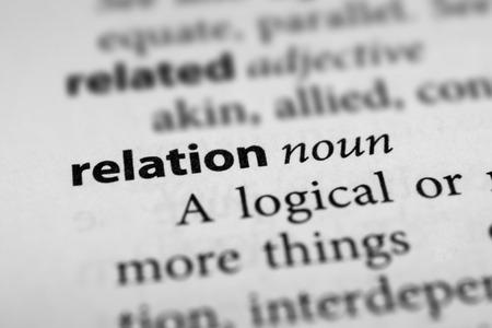 relation: Relation